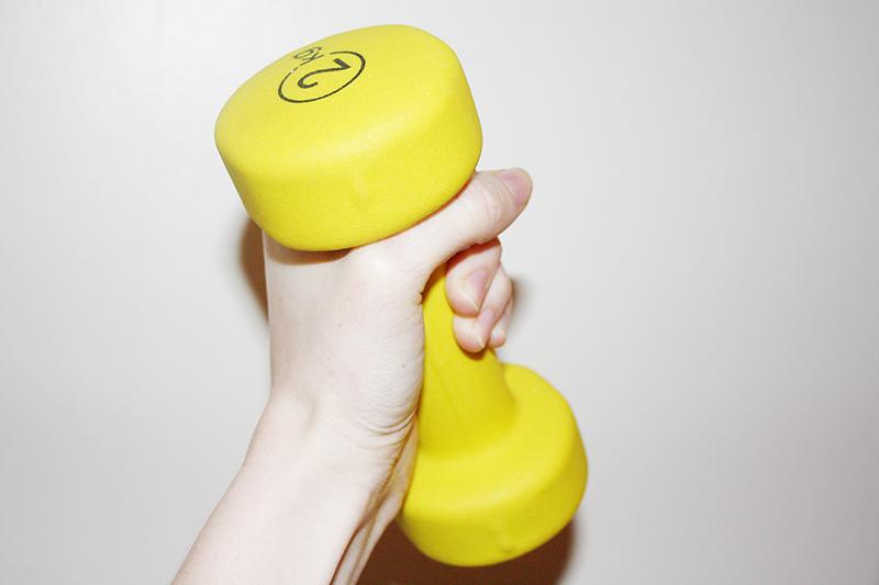 haltere 2kg top body challenge