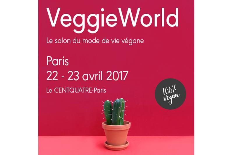 Veggieworld Paris : deux places à gagner dans cet article