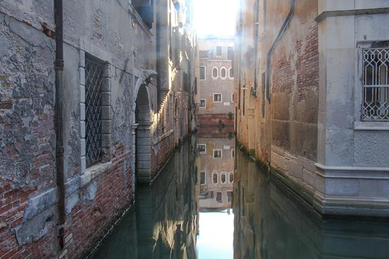 balade rues de Venise canaux