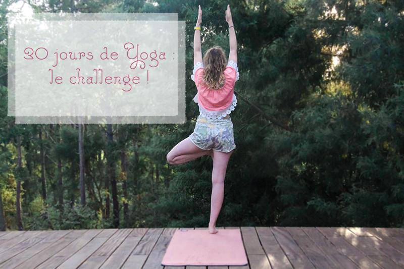 30 jours de Yoga : le challenge d'Adriene – Carnet de Yoga #2